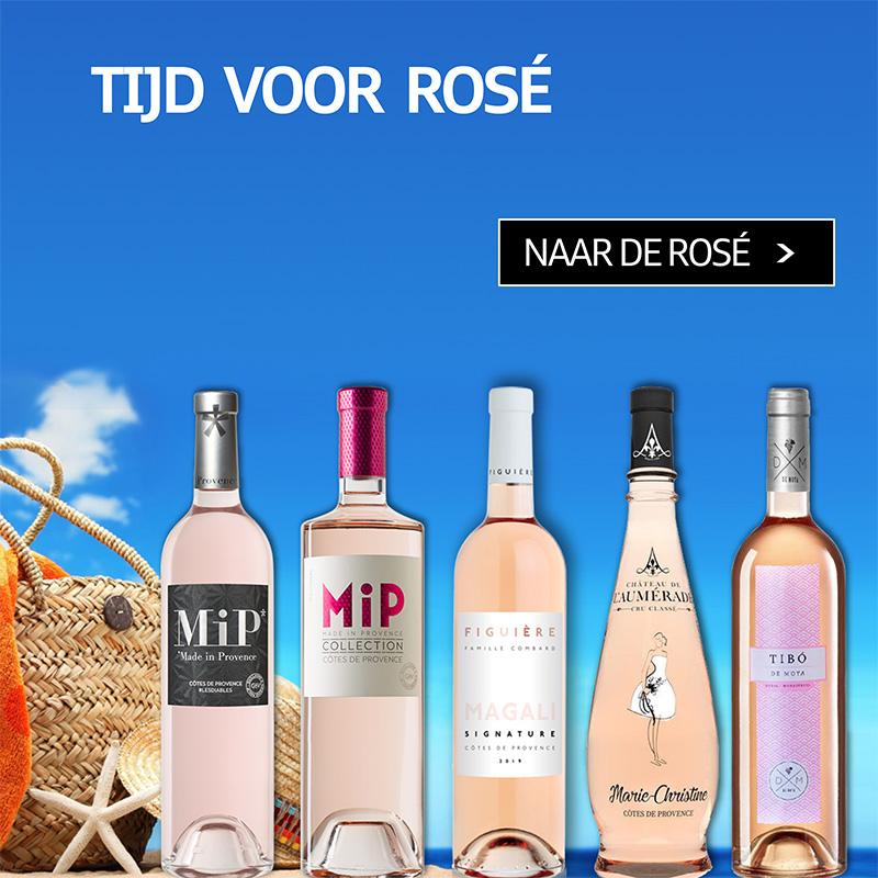 Tijd voor Rosé - mobile