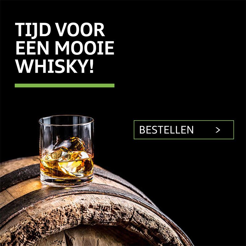 Tijd voor een mooie whisky - mobile